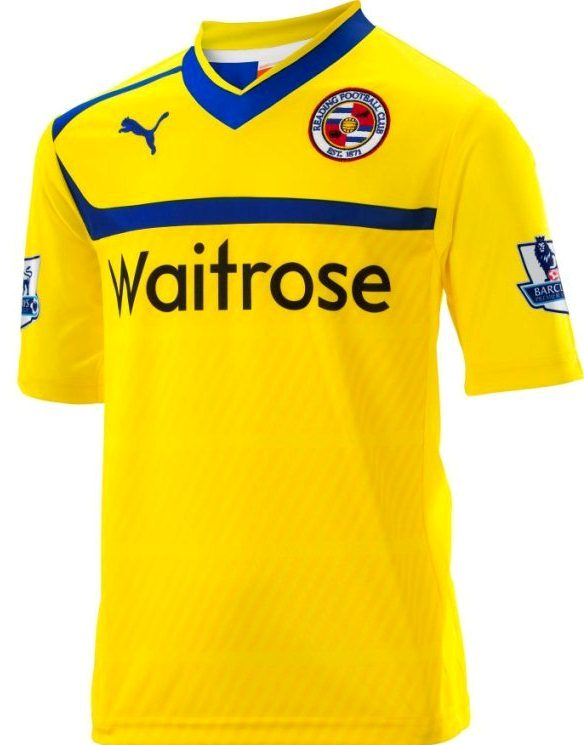 Yellow Reading Away Kit 2013