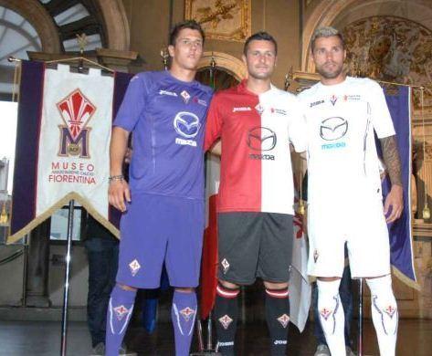 AC Fiorentina Jersey 2013