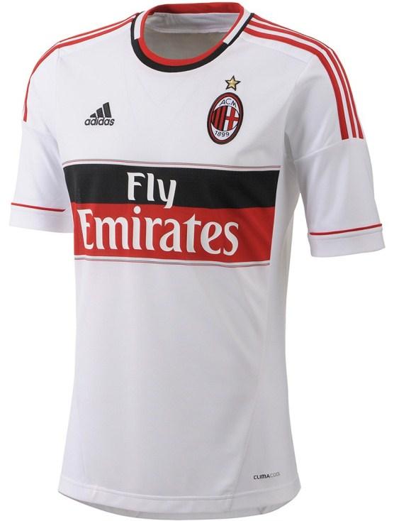 AC Milan Away Jersey 2013