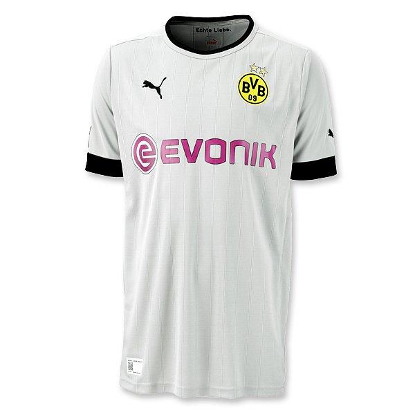 BVB Soccer Jersey 2012