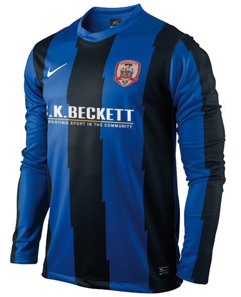 Barnsley FC Away Shirt 2012