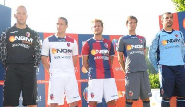 Bologna FC 1909 Jerseys