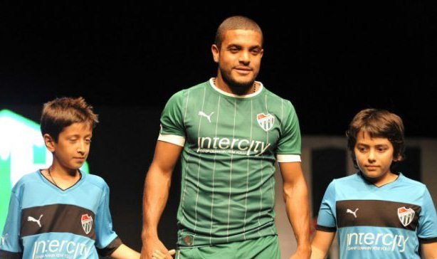 Bursaspor Soccer Jersey
