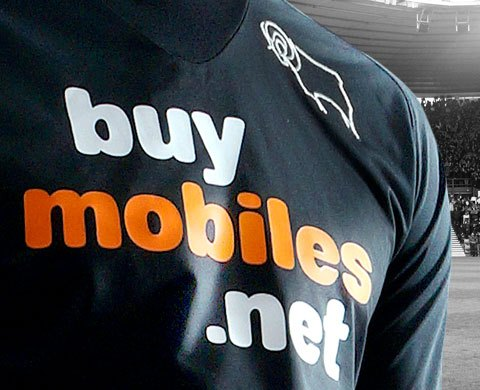 Buy Mobiles Derby County Kit