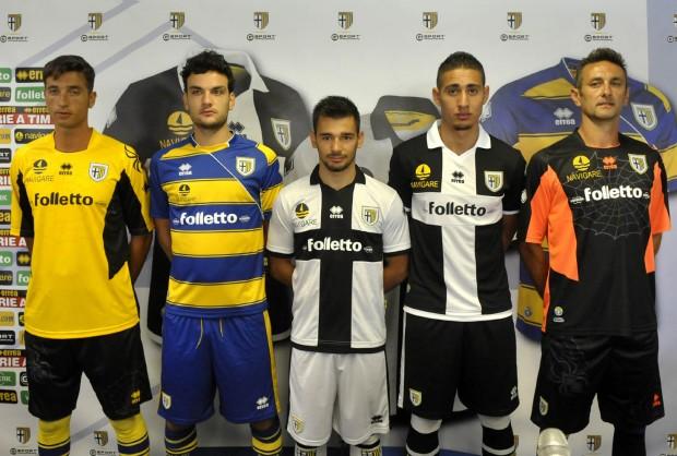 Errea Parma Gara 2012