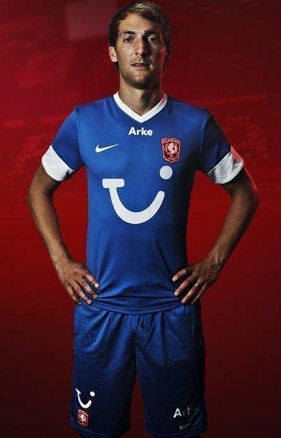 FC Twente Soccer Jersey 2013