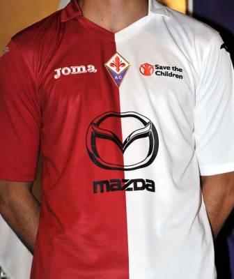 Fiorentina Third Maglia