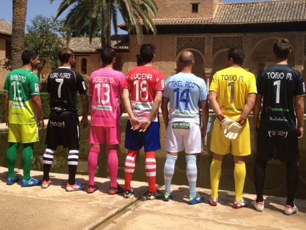 Granada CF Equipacion 2012