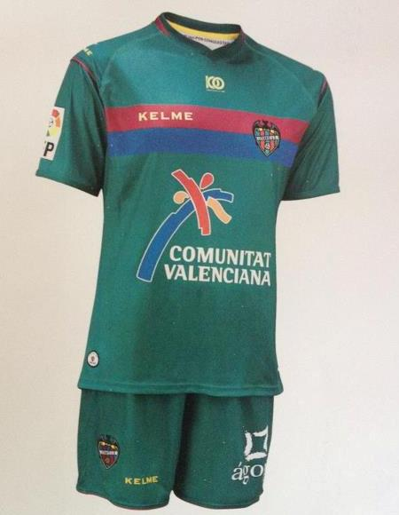 Kelme Levante Shirt 2012
