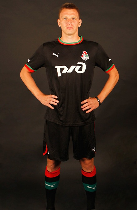 Lokomotiv Moscow New Jersey 2012