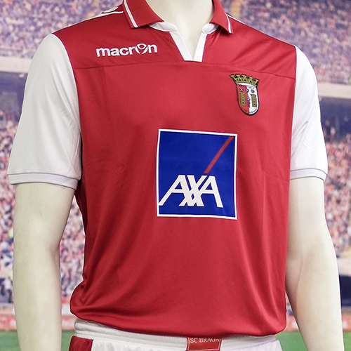 Macron Braga Home Kit