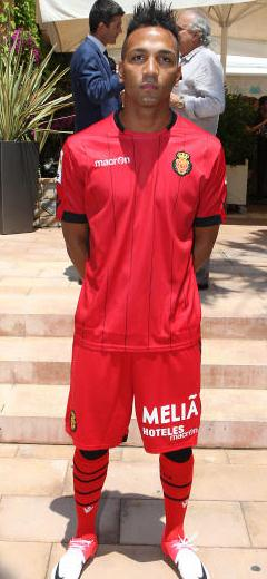 Macron RCD Mallorca Home Shirt 2012