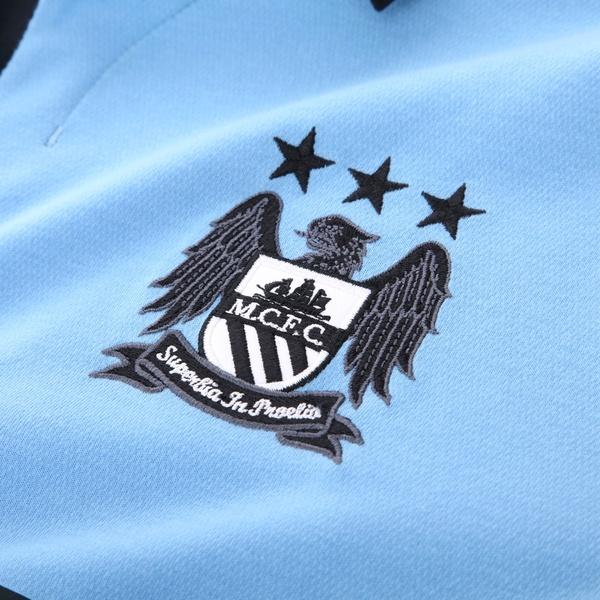 Man City Club Crest 2012