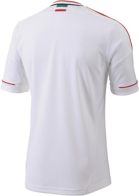 New AC Milan Away Kit 2012-13