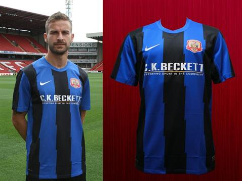 New Barnsley Away Kit 2012 13