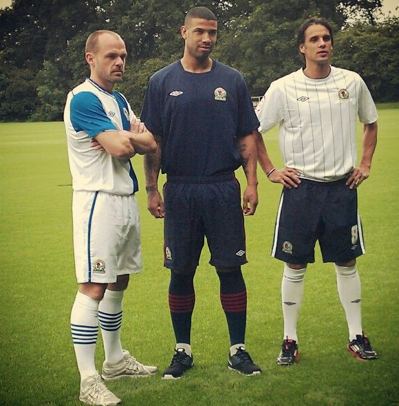 New Blackburn Rovers Third Kit 2012/13