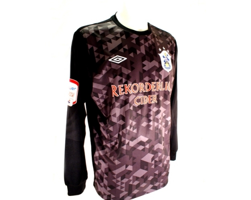 New Huddersfield Town Goalkeeper 2012 Kit