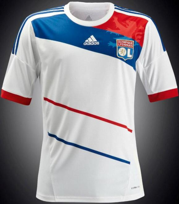 New Lyon Home Kit 2012