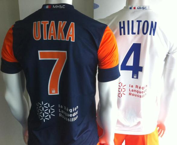 New Montpellier Football Shirt 2012