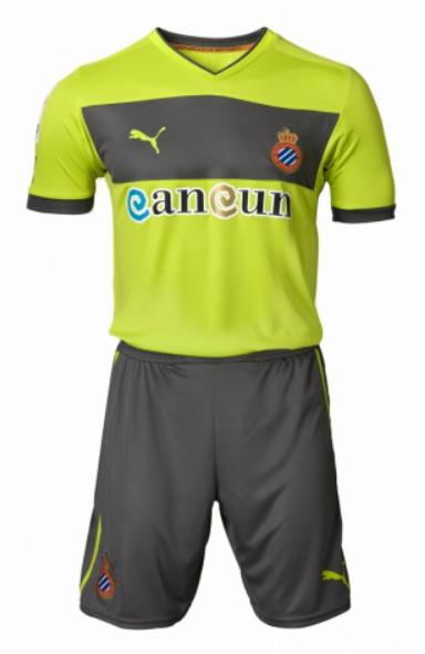 New RCD Espanyol Soccer Jersey 2013