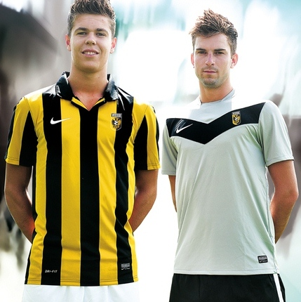Nike Vitesse Football Shirt 2013