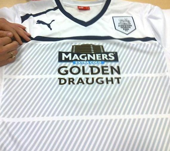 PNEFC New Home Shirt 2013