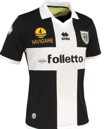 Parma Away Kit 12 13