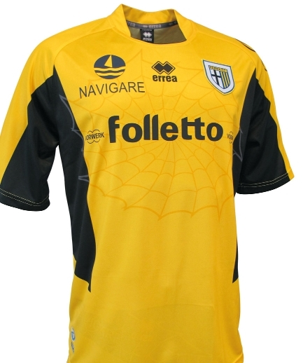 Parma Goalkeeper Kit 2012
