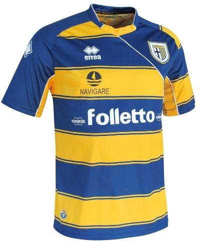 Parma Third Jersey 2012/13