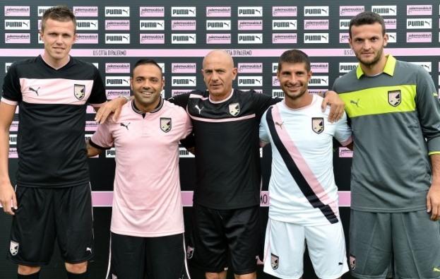 Puma Palermo Maglia 2012