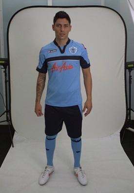 QPR Third Kit 12 13