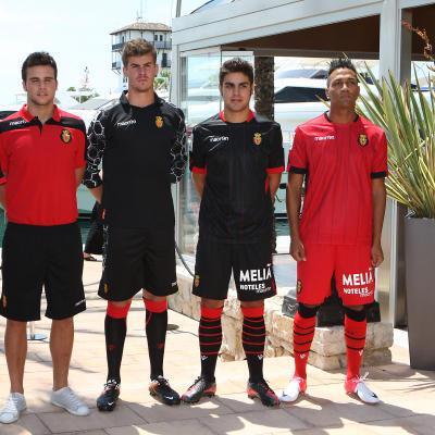 RCD Mallorca Soccer Jersey 2012