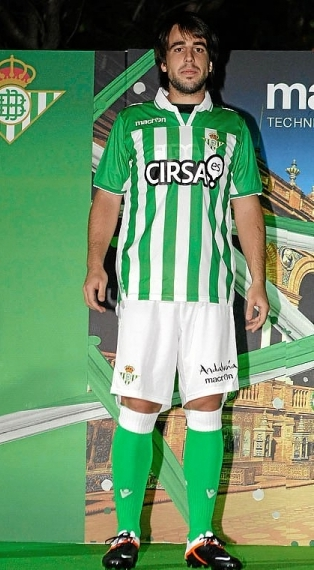 Real Betis Home Shirt 2013