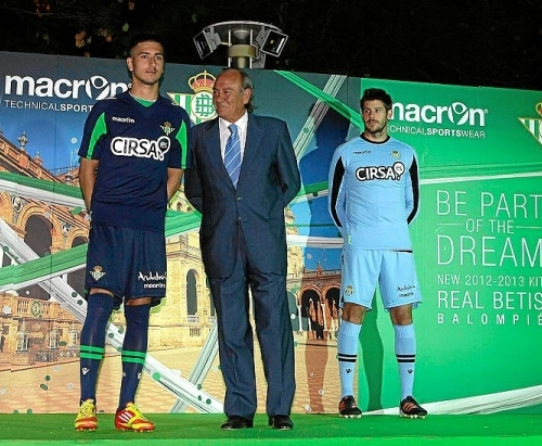 Real Betis Jersey 2013