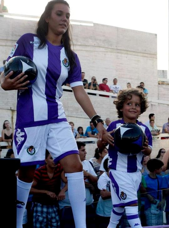 Real Valladolid Home Shirt 2013