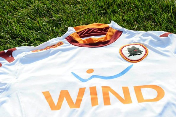 Roma Away Kit 12 13
