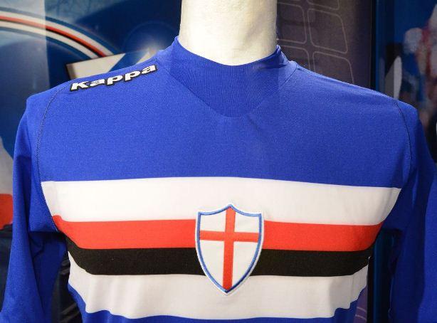 Sampdoria Home Kit 12 13