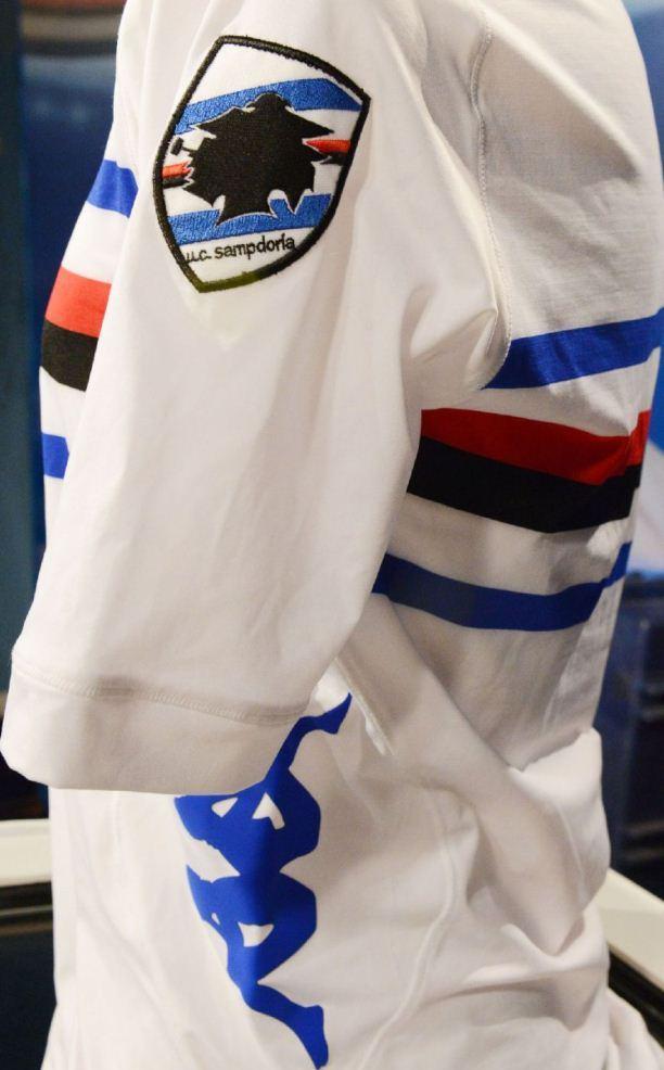 Sampdoria Maglie 2012