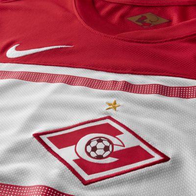 Spartak Moscow Football Shirt 2012