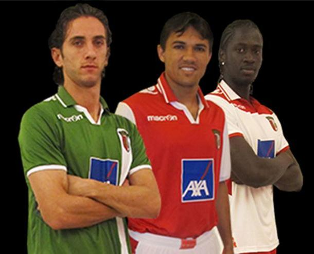 Sporting Braga Shirt 2012