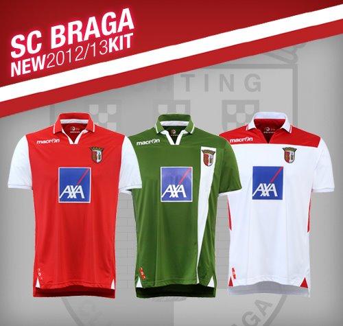 Sporting Clube de Braga Camisola 2013