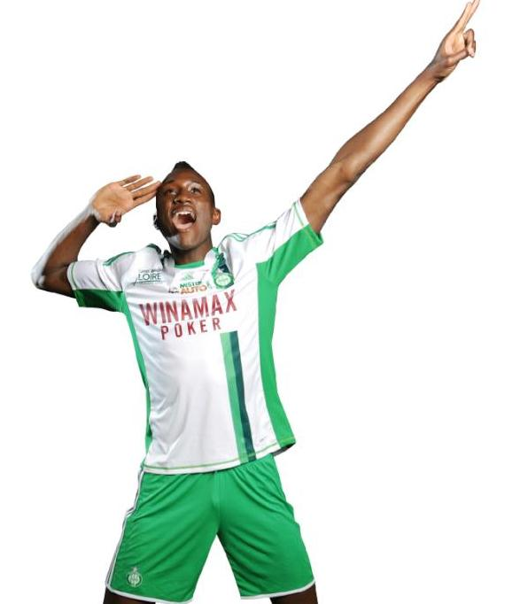 St Etienne Maillot 2013