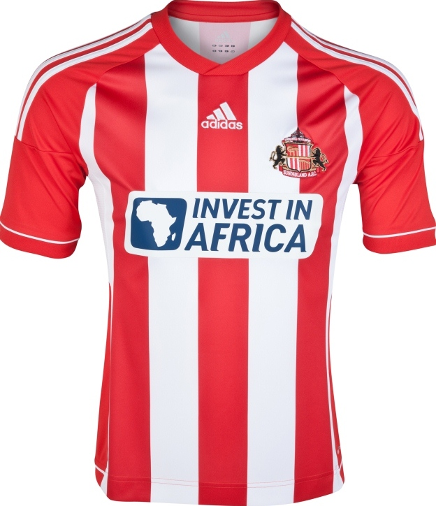 Sunderland New Home Kit 2013