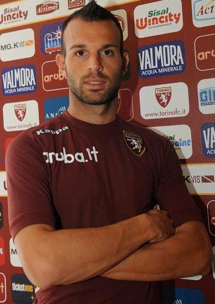 Torino Home Jersey 12 13