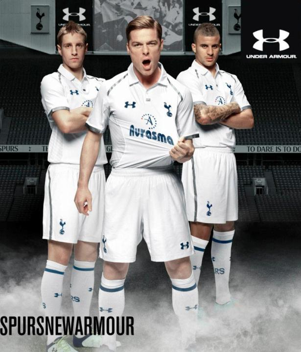 Tottenham Hotspur Home Kit 2013