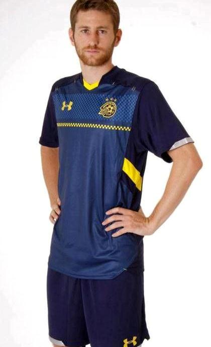 Under Armour Soccer Jersey 2013