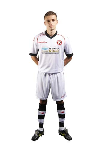 Walsall Away Kit