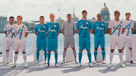 Zenit Soccer Jersey