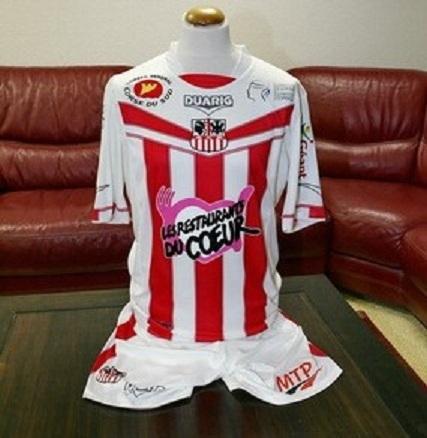 AC Ajaccio 2012/13 Maglie