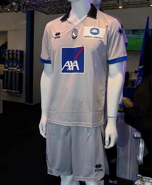 Atalanta Third Shirt 2012